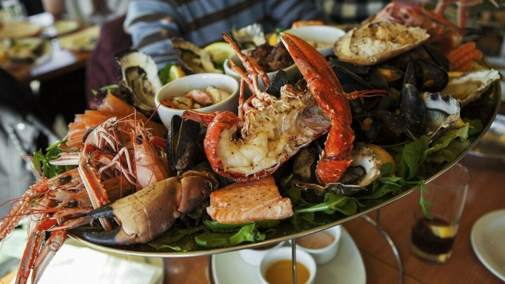 Seafood On A Plate Best Places To Live In Alabama