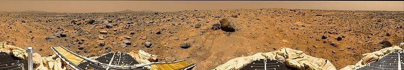 What Is The Mars Surface
